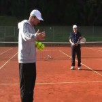 Advanced Tennis Backhand – Drills 2 & 3: Lifting The Ball