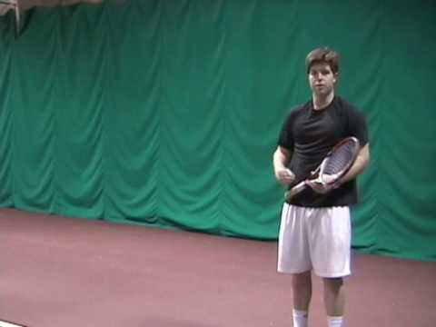 Tennis Lessons: How to Hit a Tennis Topspin Forehand
