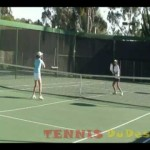 California Tennis Equipment Training part 03