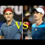 Roger Federer vs Andy Murray Highlights ~ Australian open 2014 QF