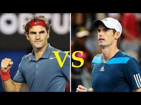 Roger Federer vs Andy Murray Highlights ~ Australian open 2014 QF
