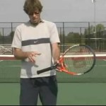 Tennis Lessons for Beginning Players : How to Grip a Tennis Racket