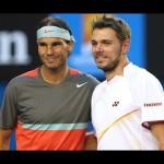 HD | Rafael Nadal vs Stanislas Wawrinka | Australian Open 2014 HIGHLIGHTS Final PART 1 26.01.2014