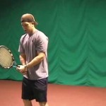 Tennis Lessons: How to Hit a Tennis Backhand, Topspin and Slice
