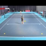 Tennis Lesson: Volley – Advanced Practice Drills