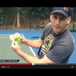 How to master the slice serve: Beginner Tennis Tips