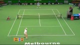 TENNIS Australian Open 2007 Federer vs Andy Roddick Highlights