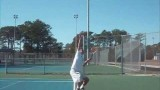 How To Hit a Kick Serve Advanced Players Tennis
