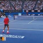 Stanislas Wawrinka Vs Rafael Nadal Australian Open 2014 HIGHLIGHTS Final FULL HD PART 1