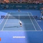 Roger Federer Vs Leyton Hewitt Brisbane 2014 HIGHLIGHTS Final HD