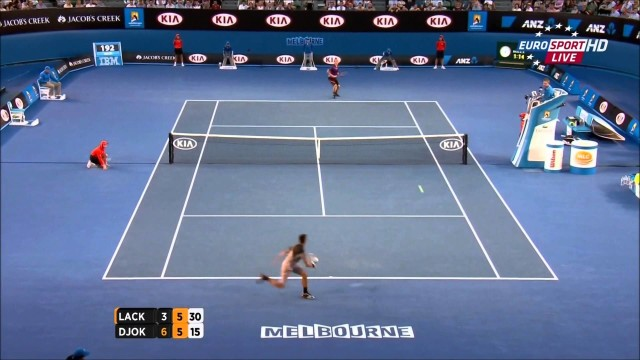 Novak Djokovic Vs Lukas Lacko Australian Open 2014 HIGHLIGHTS R1 FULL HD