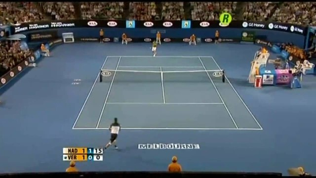 2009 Tennis Match of the Year: Highlights