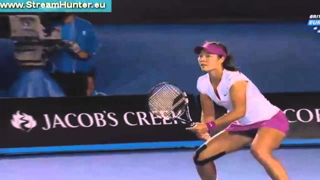 Na Li VS Dominika Cibulkova Australian Open 2014 Highlights – AO -final