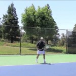 Tennis Forehand Slice Approach Shot Lesson – Chapter 4