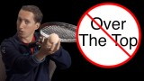 """Over the Top"" Myth Busted! Tennis Topspin Lesson – How to Hit Topspin – Forehand or Backhand"