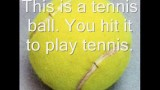A Guide to Tennis for Dummies
