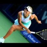 2014 Dubai Duty Free Tennis Championships Quarterfinal WTA Highlights