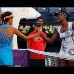 2014 Dubai Duty Free Tennis Championships Day 3 WTA Highlights