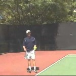 Learn to play Tennis – lesson #4: The serve – the kick serve