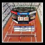 Scoring system in tennis