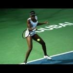 2014 Dubai Duty Free Tennis Championships Day 1 WTA Highlights