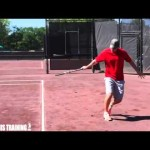 HOW TO HIT A SLICE BACKHAND | The Slice Tennis Backhand