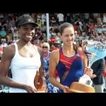 Ana Ivanovic vs Venus Williams ASB Classic Auckland 2014 Final Highlights