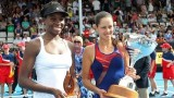 Ana Ivanovic vs Venus Williams ASB Classic Auckland 2014 Final Highlights