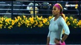 Serena Williams vs Jelena Jankovic – WTA Dubay Tennis Championship 2014 – Highlights