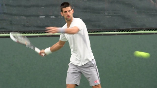 Novak Djokovic Ultimate Compilation – Forehand – Backhand – Serve – Volley – 2013 Indian Wells