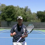 Tennis Serve – Top Spin – How To Relax Your Grip