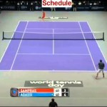 Andre Agassi vs Pete Sampras -World Tennis Day London 2014-highlights