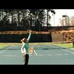 Kick Serve like Roger Federer – Ad Court Part 1