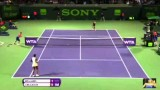 Venus Williams vs Cibulkova Highlights || Miami 2014 R4