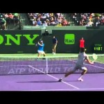 Sony Open Tennis ATP Daily Highlights 3-26