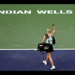 Camila Giorgi vs Maria Sharapova Indian Wells 2014 Highlights