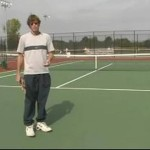 Tennis Lessons for Beginning Players : Tennis Net Height
