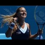 (HD) Dominika Cibulkova vs Agnieszka Radwanska Highlights SF Australian Open 2014