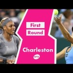 Serena Williams vs Jana Cepelova Charleston 2014 Highlights