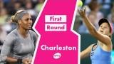 Serena Williams vs Jana Cepelova Charleston 2014 Highlights