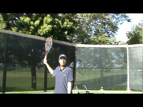Modern Tennis Serve #1