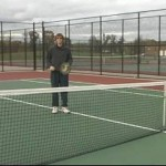 Tennis Lessons for Beginning Players : Net Play in Tennis
