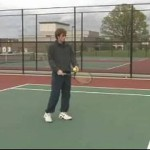 Tennis Lessons for Beginning Players : How to Serve in Tennis