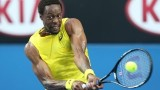 2014 Monte Carlo Gael Monfils vs Pablo Carreno Busta Highlight