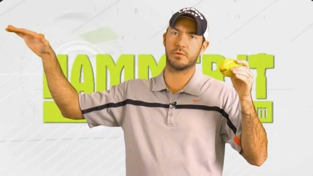 Tennis Lesson – Top Spin / Under Spin –  HammerItTennis.com