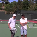 Tennis Serve – 2nd Serve Toss Placement & Swing Behind The Back