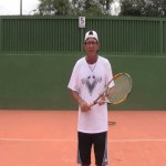 Tennis Tips: Add The Useful Forehand Slice Chip Shot To Your Shot Arsenal!