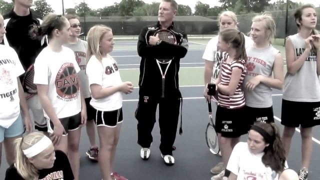 Top Spin: Tennis Rap (OFFICIAL MUSIC VIDEO)