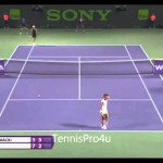 Caroline Wozniacki vs Na Li ~ Highlights — WTA Miami 2014