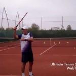 Tennis Serve Lesson (part 2) – slice, kick and flat serve technique and tactics
